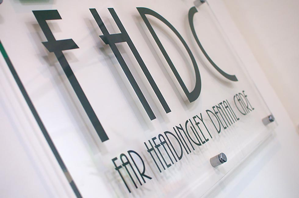 FHDC Dentists in Leeds Logo