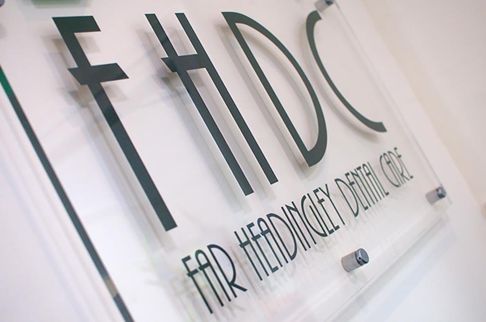 FHDC Dentists in Leeds Logo
