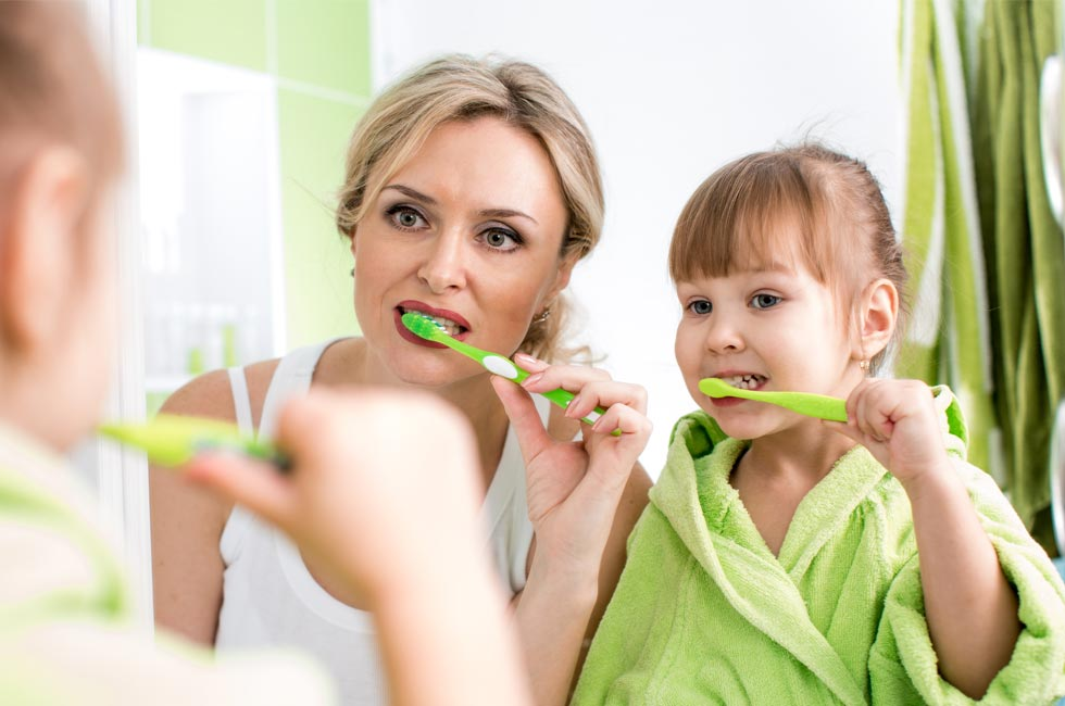 Children can get free dental check ups