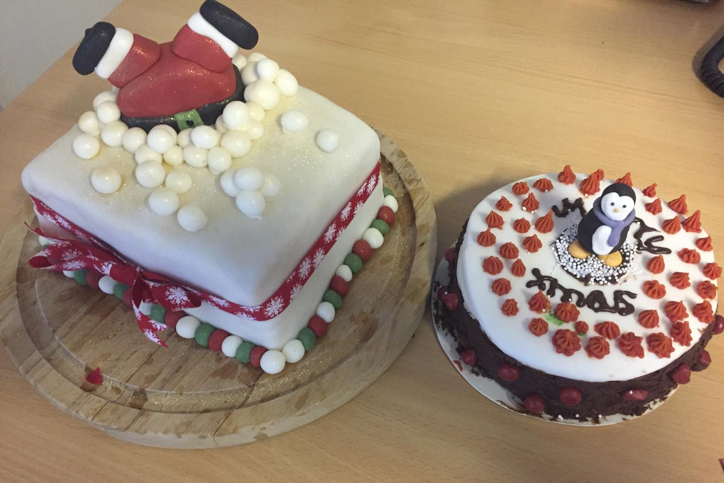 FHDC Christmas Cake